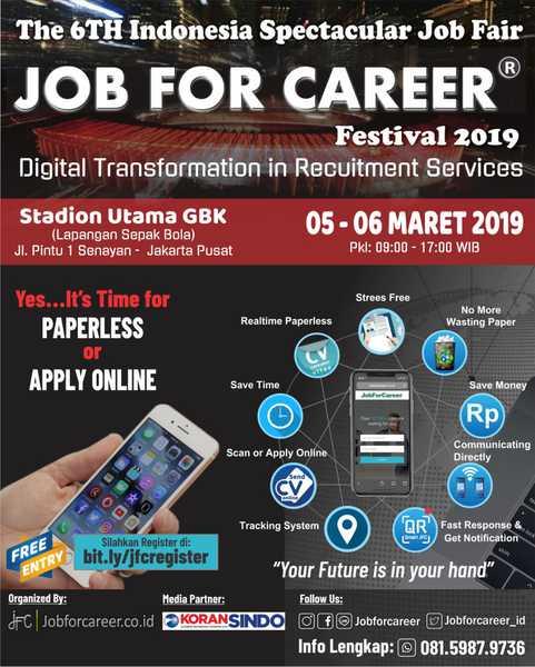 Jobforcareer.co.id Banner