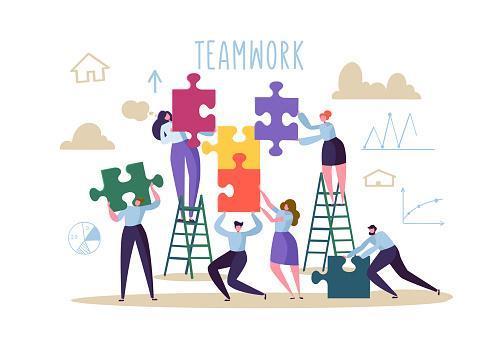 Membangun Teamwork Yang Solid