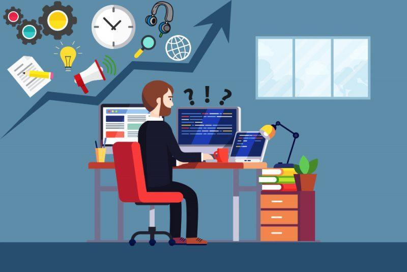 Tips Untuk Tetap Fokus Kerja