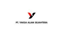 Lowongan Kerja Mobile Developer – Backend Developer di PT. Yaksa Alam Sejahtera - Yogyakarta
