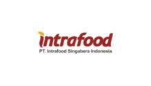 Lowongan Kerja Team Leader Sales & Promosi di PT. Intrafood Singabera Indonesia - Luar DI Yogyakarta