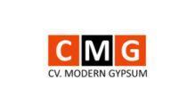 Lowongan Kerja Admin Proyek – Pengawas Lapangan di CV. Modern Gypsum - Yogyakarta