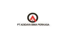 Lowongan Kerja Operasional Lapangan di PT. Adidaya Bima Perkasa - Yogyakarta