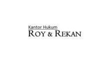 Lowongan Kerja Associate Lawyer – Paralegal di Kantor Hukum Roy & Rekan - Yogyakarta