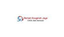 Lowongan Kerja Admin Sales – Customer Relation – Pengiriman Barang di Berkat Anugerah Jaya (CNOIL) - Yogyakarta